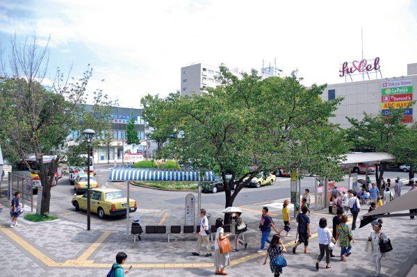 鷺沼駅前再開発が始まります