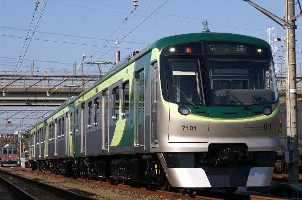 「東急多摩川線」の画像検索結果