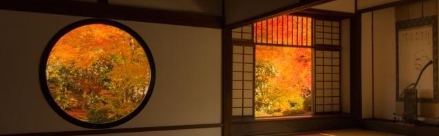 味わい深い日本建築