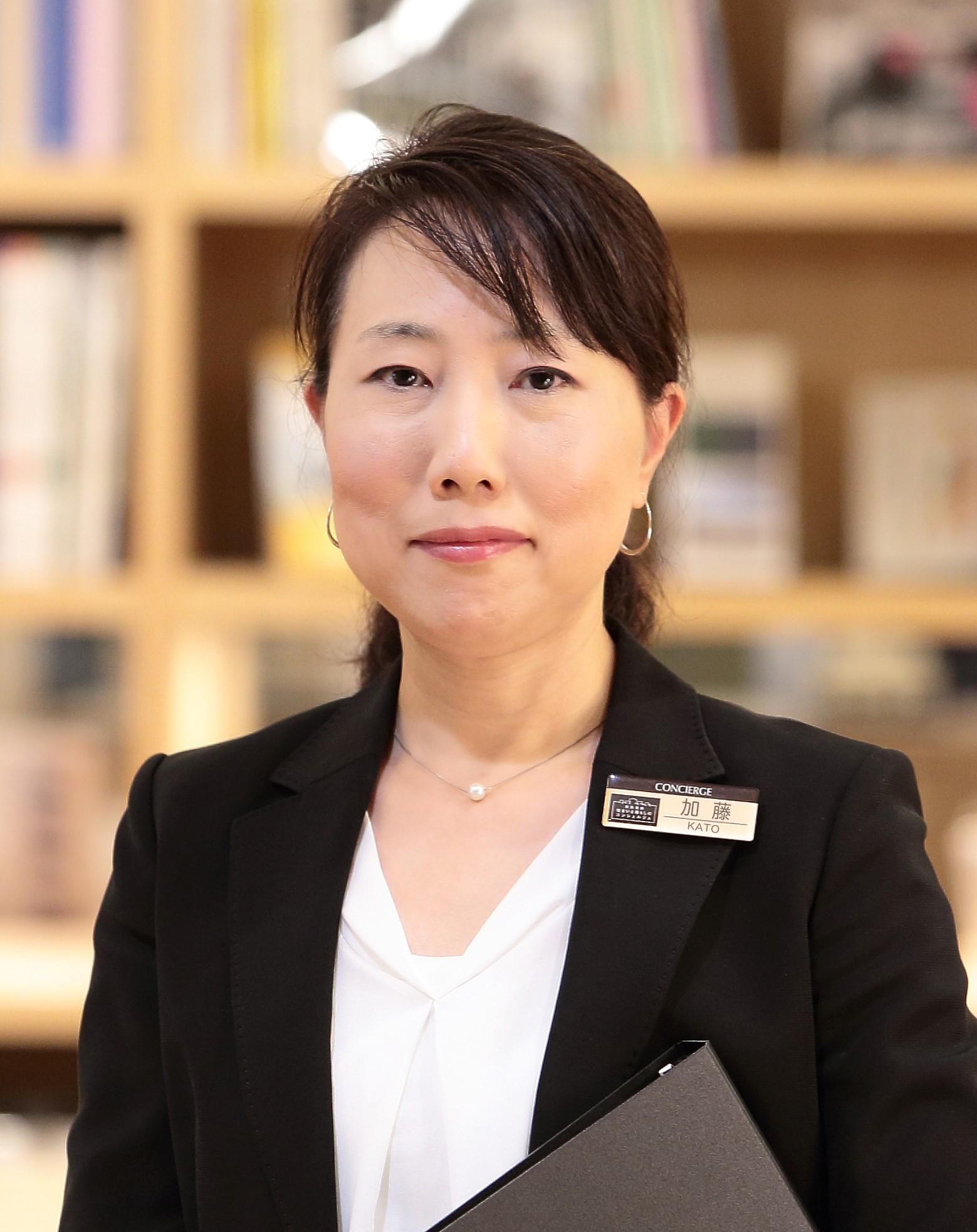 東急株式会社 住まいと暮らしのコンシェルジュ 鷺沼駅前店 副店長 加藤直子